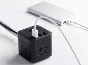 公牛魔方USB插座  一个更比三个强圆机